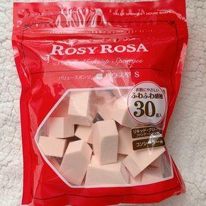 Rosy Rosa makeup sponges (30)